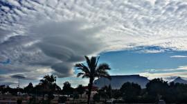 Lenticular Clouds Desktop Wallpaper HD