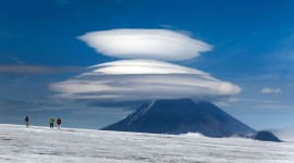 Lenticular Clouds Photo#1