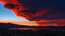 Lenticular Clouds Wallpaper 1080p