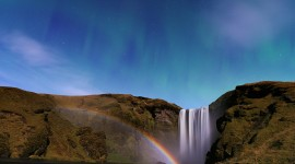 Lunar Rainbow Photo Download