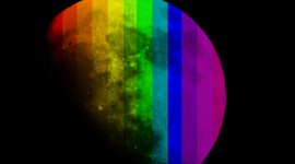 Lunar Rainbow Wallpaper Download