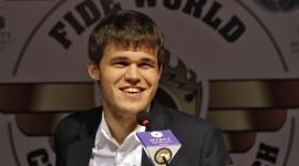 Magnus Carlsen Desktop Wallpaper