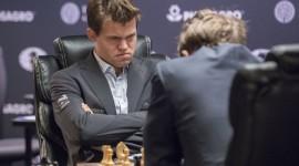 Magnus Carlsen Desktop Wallpaper For PC
