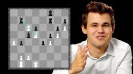 Magnus Carlsen Wallpaper Free