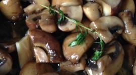 Marinated Mushrooms Wallpaper For IPhone 7