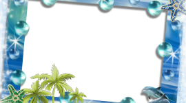 Marine Frame Desktop Wallpaper