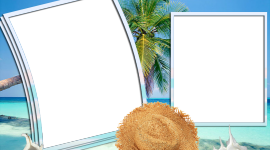 Marine Frame Desktop Wallpaper HD