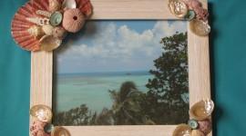 Marine Frame Photo