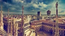 Milan Desktop Wallpaper For PC