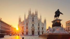 Milan Desktop Wallpaper HD