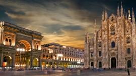 Milan Wallpaper Background