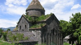 Monastery Wallpaper Background