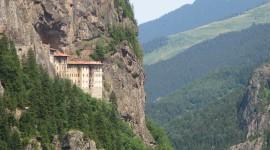 Monastery Wallpaper Download