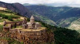 Monastery Wallpaper Download Free