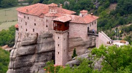Monastery Wallpaper For IPhone Free