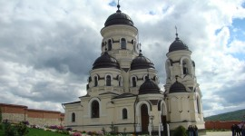 Monastery Wallpaper HQ