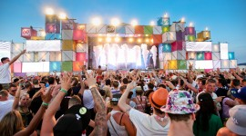 Music Festival Wallpaper Download