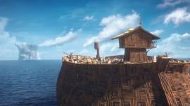 Ooops Noah Is Gone Wallpaper 1080p