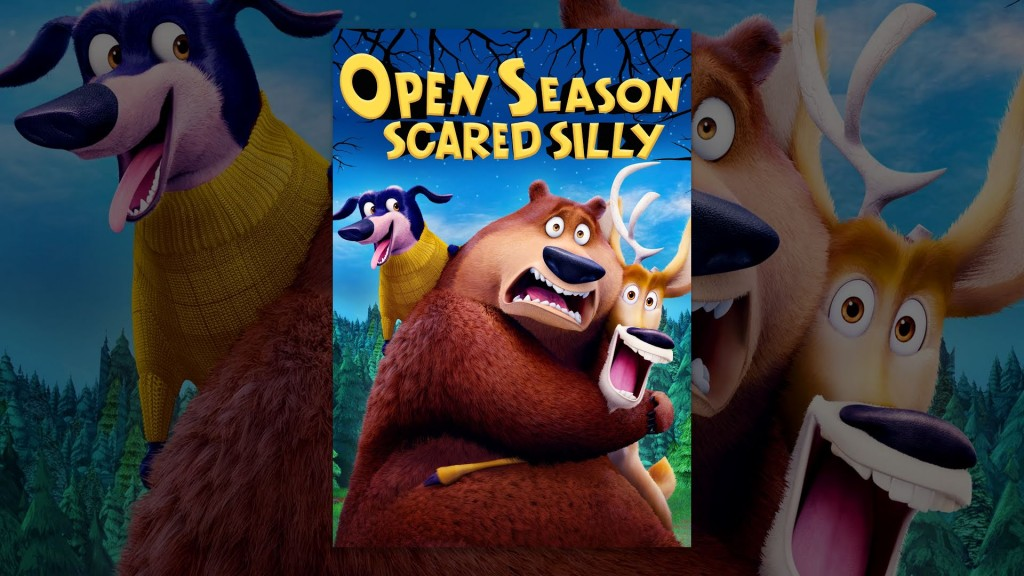 Open Season Scared Silly wallpapers HD