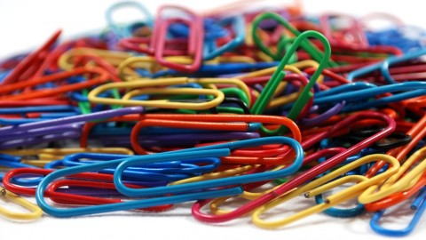 Paper Clips wallpapers high quality