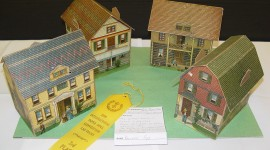 Paper Houses Photo Download#2