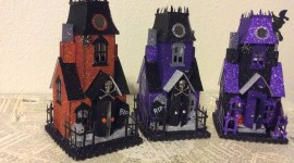 Paper Houses Photo Free