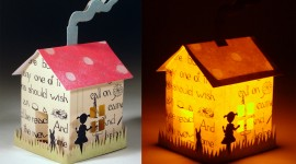 Paper Houses Wallpaper Gallery