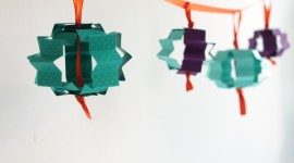 Paper Lanterns Photo