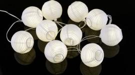 Paper Lanterns Photo Free#1