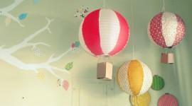Paper Lanterns Wallpaper Download
