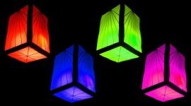 Paper Lanterns Wallpaper Free