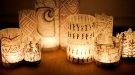 Paper Lanterns Wallpaper Gallery