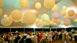 Paper Lanterns Wallpaper HQ#1