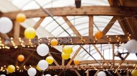 Paper Lanterns Wallpaper HQ#2