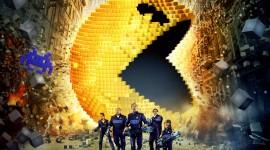 Pixels Movie Photo