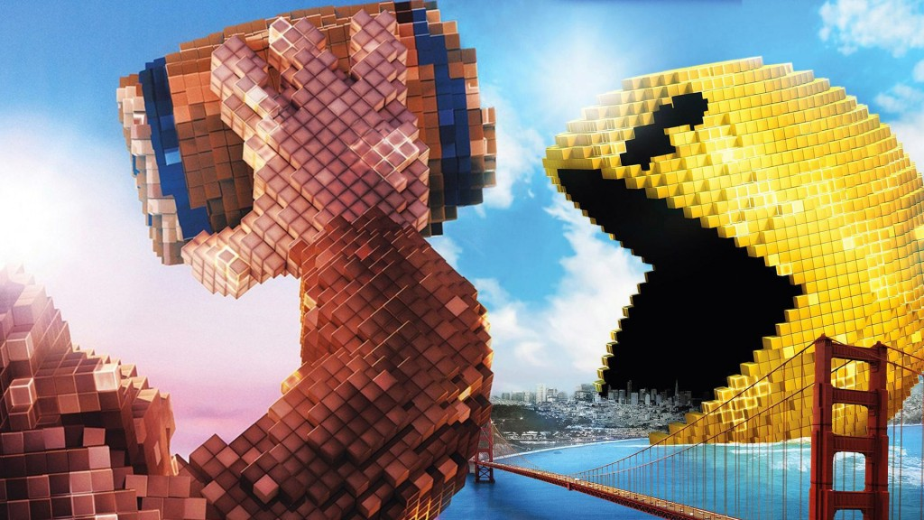 Pixels Movie wallpapers HD
