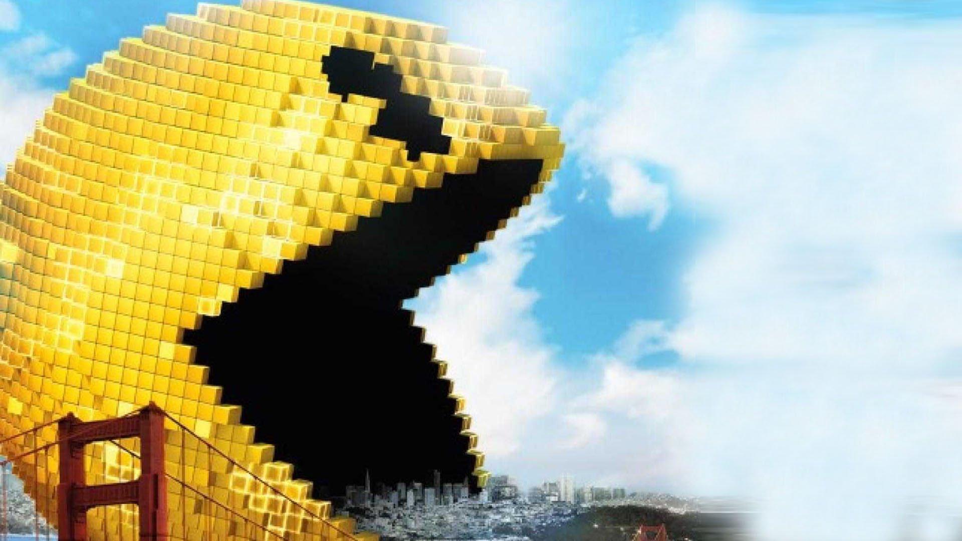 Wonderful Wallpaper Movie Pixels - Pixels-Movie-Wallpaper-For-Desktop  2018_37206.jpg