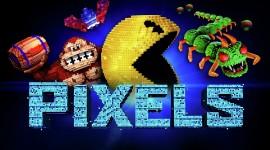 Pixels Movie Wallpaper Free