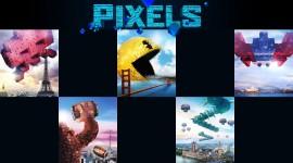 Pixels Movie Wallpaper Full HD
