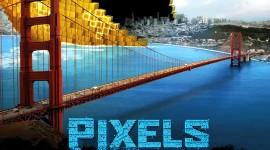 Pixels Movie Wallpaper Gallery