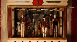 Puppet Theatres Wallpaper