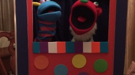 Puppet Theatres Wallpaper For Android