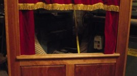 Puppet Theatres Wallpaper For IPhone#1