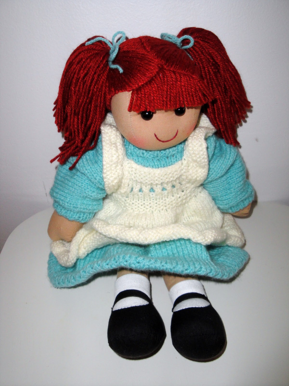 Knitted Rag Doll Patterns Image collections - handicraft ideas home ...