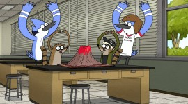 Regular Show The Movie Picture Download