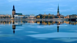 Riga Desktop Wallpaper
