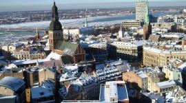 Riga Desktop Wallpaper Free