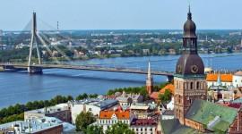 Riga Desktop Wallpaper HD