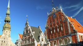 Riga Wallpaper 1080p