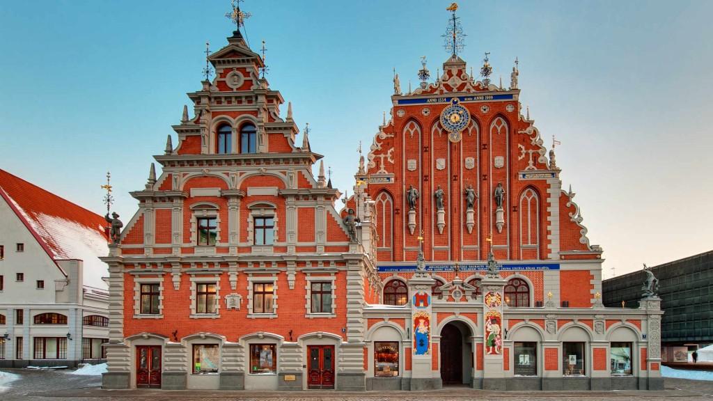 Riga wallpapers HD